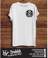StarBucks Mermaid T Shirt Cute Coffee Love Cool Tumblr Hipster Unisex Gift  - $12.74
