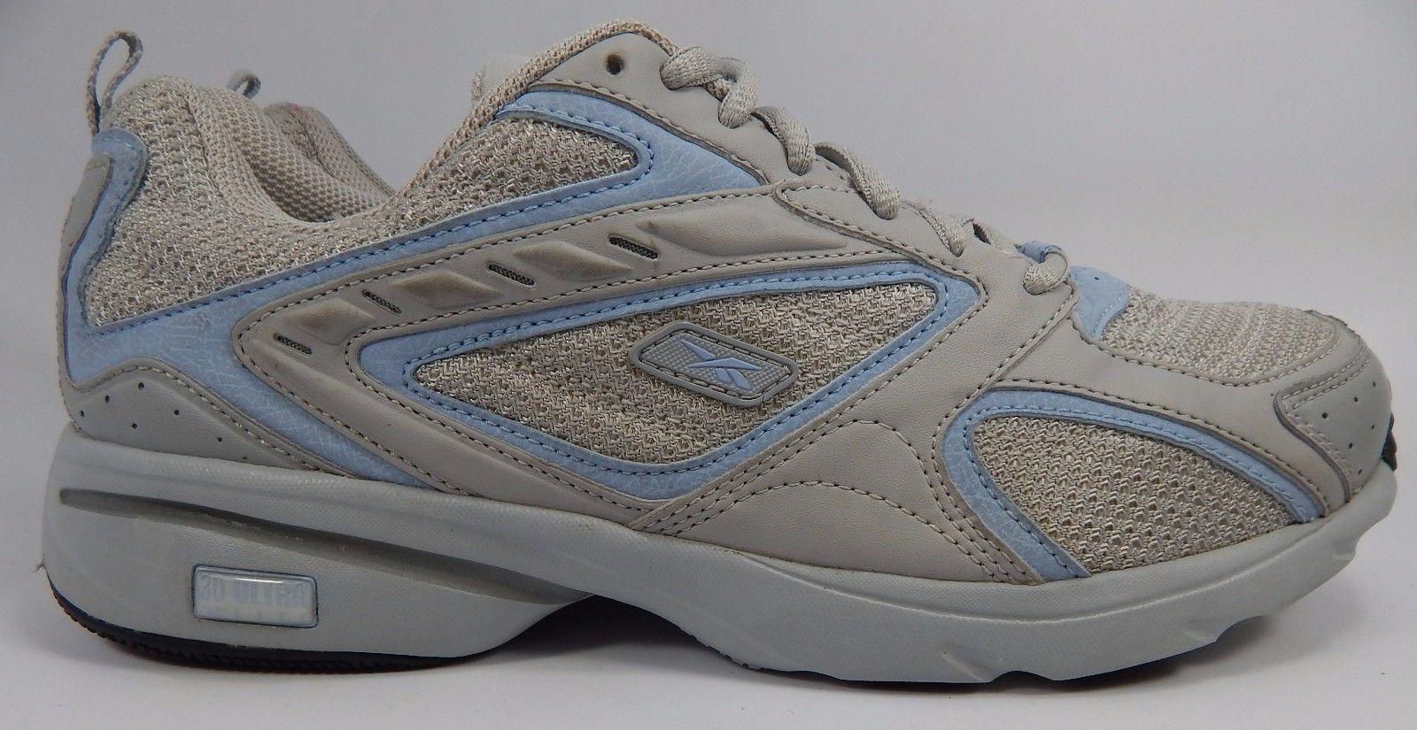 Reebok 3D Ultra Lite Women's Running Shoes Size US 8.5 M (B) EU 39 Gray