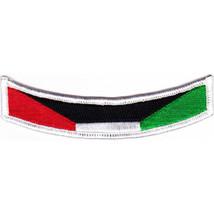 Liberation Of Kuwait Campaign Ribbon US MOS Patch - $11.87