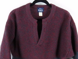Vintage Woolrich Knitted Men's Sweater - $558,16 MXN