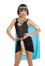 Dreamgirl Cleopatra Egyptian Adult Halloween Costume Women's Size Large - $43.59