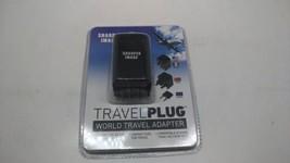 Sharper Image Travel Plug Travel ADAPTER RARE VTG - $19.99