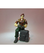 Vintage 1988 GI G.I. Joe ARAH Tiger Force Flint (v3) Warrant Officer   - $17.95