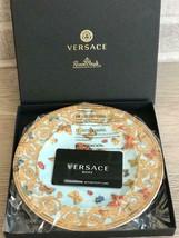 Versace by Rosenthal Plate 18cm / 17.1 in LE JARDIN DE VERSACE NEW - $59.40