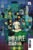 Multiple Man #3 NM 2018 Marvel - $3.95