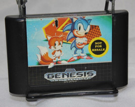 Sonic The Hedgehog 2 Sega Genesis Not For Resale NFR - $12.59