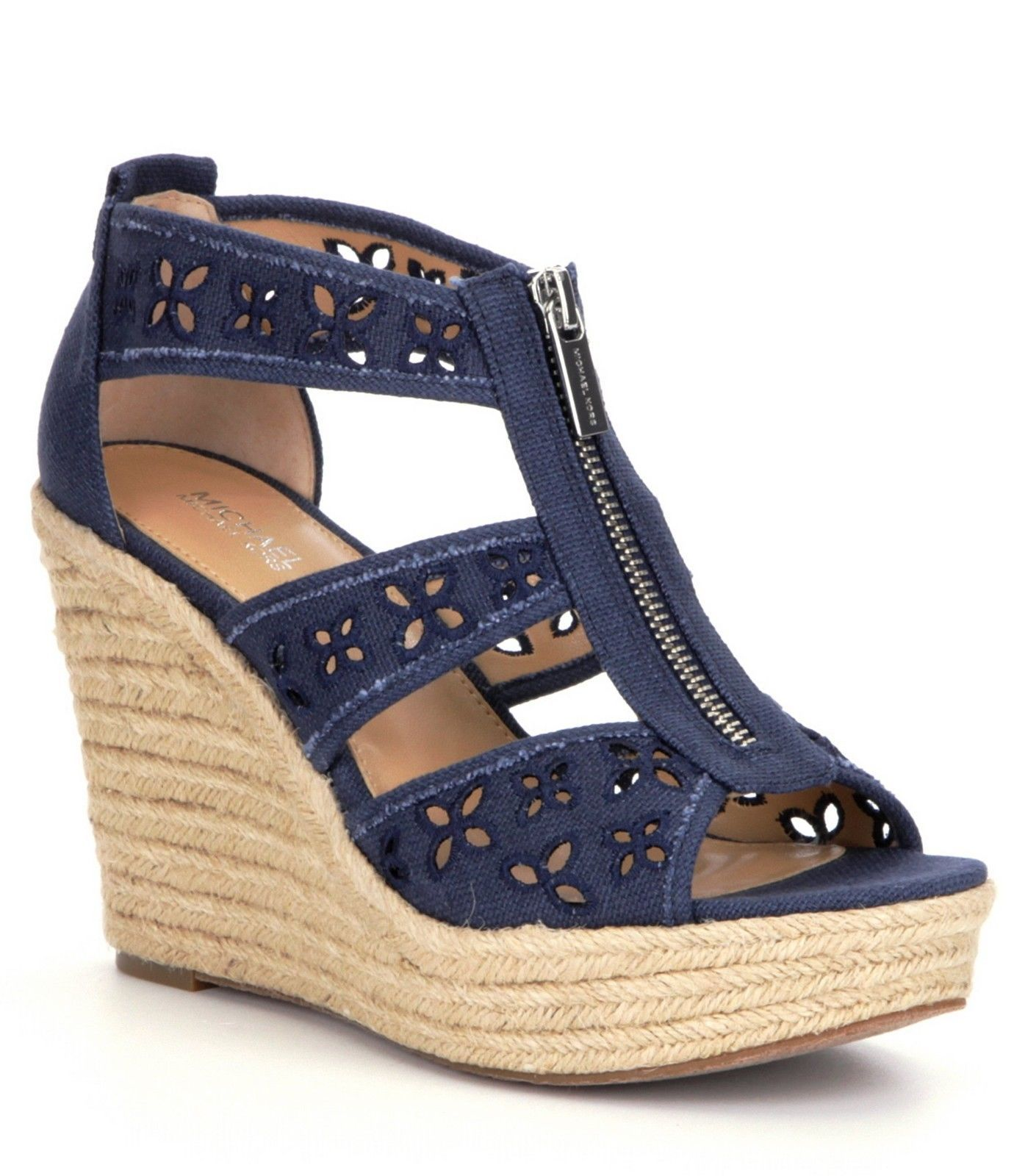 9ef6779cf87b S l1600. S l1600. Previous. Women MICHAEL Michael Kors Damita Floral Wedge  Sandals