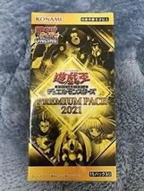 Jump Festa Yugioh 2021 Mupack 1BOX Premium Pack - $27.36