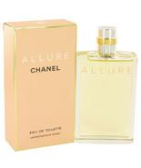 Allure Perfume By  CHANEL  FOR WOMEN  3.4 oz Eau De Toilette Spray - $169.50