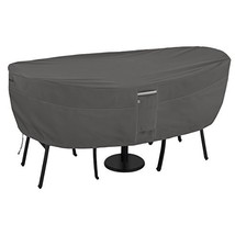 Classic Accessories Ravenna Bistro Patio Table & Chair Set Cover - Premi... - $44.53