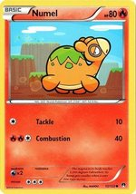 Pokemon - Numel (12/122) - XY BREAKPoint - $0.43
