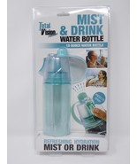 Total Vision Products 18 oz. Plastic Mist & Drink Water Bottle - New - $16.14