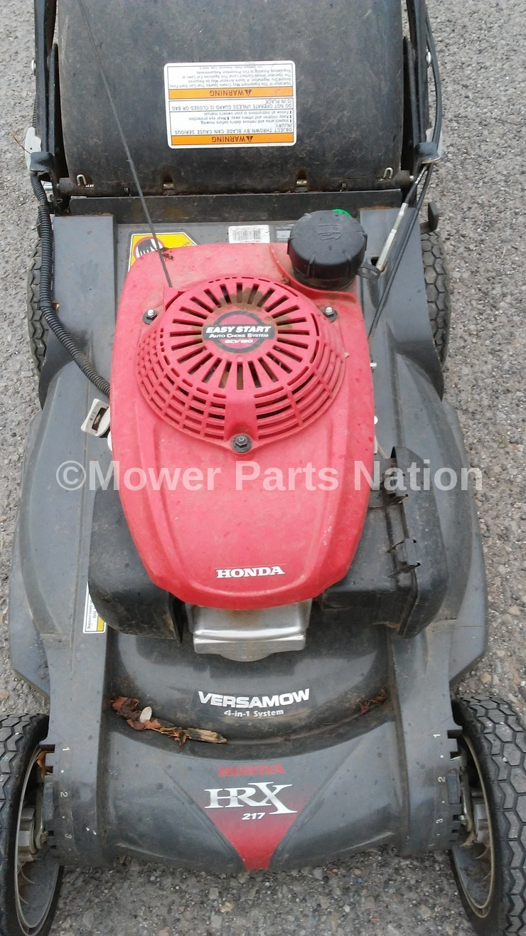 Replaces Honda Lawn Mower Model Hrx2174vla And 25 Similar Items
