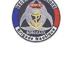 33 brigade nautique french national police marine unit velcro 3.75 x 3.75 in 10.99 thumb155 crop