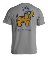Puppie Love Rescue Dog Adult Unisex Short Sleeve Graphic T-Shirt, Scuba ... - $19.99