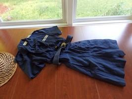 Navy Blue Jumpsuit  Patriotic Uniform Costume, Kathy Lee Ladies - $8.40