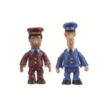 Postman Pat ,& Ajay Bains ,Collectable, Figure ,Pack, by Character Options  - $12.42