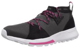 Adidas Quesa Size US 9.5 M (B) EU 42 Women's Running Shoes Black / Pink ... - $44.05