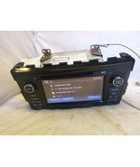 13 14 15 16 Nissan Altima Radio Cd Gps Navigation PARTS ONLY 259153TA1A ... - $86.63