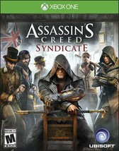 Assassin's Creed Syndicate Limited Edition Xbox One Pre-owned Used DLC C... - $14.50