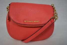 NWT MICHAEL Michael Kors Bedford Flap Shoulder / Cross-Body Bag. Waterme... - $159.00