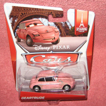 Disney Pixar Cars 2 Geartrude. 2014 Release World of Cars. #5 of 7. - $9.87