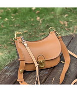 Tory Burch James Small Saddlebag - $500.00