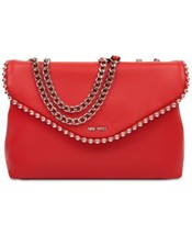 Nine West Dayne Chain Strap Shoulder Bag (Red) - $60.90