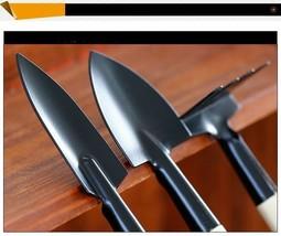 3pcs Mini Plant Garden Micro View Steel Tools Set Wooden Handle Rake Sho... - $5.63