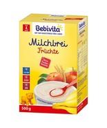 Bebivita milk porridge FRUIT Babies -from 4 months-FREE SHIPPING - $20.78