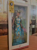 25th Anniversary Dolls of the World Princess of the Pacific Islands - $30.00