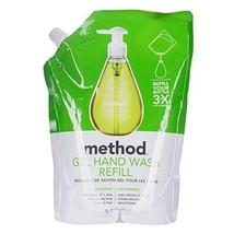 Method Gel Hand Soap Refill, Cucumber, 34 Ounce - $18.58