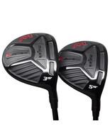 """Senior pour Homme + 1 """" Majek Séries-k Terrain de Golf 3 5 Bois un Flexible - $155.80"""