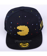 Game Pacman Cosplay Cap Pac-man Fashion Brand Unsiex Adult Sunny Hat Cau... - $15.93