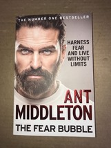 The Fear Bubble Paperback by Ant Middleton SUPERFAST Dispatch - $8.01
