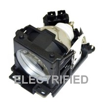 HITACHI DT-00691 DT00691 LAMP IN HOUSING FOR PROJECTOR MODEL CPX440 - $28.90