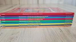 MEG MACKINTOSH Solve It Yourself MYSTERY Book Lot Lucinda Landon 9 BOOKS - $19.39