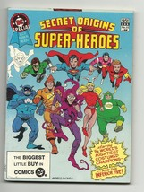 DC Special Blue Ribbon Digest #22 - Secret Origins of Super-Heroes - VF/NM 9.0 - $9.59