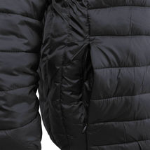 Maximos Men's Slim Fit Lightweight Zip Insulated Packable Puffer Hooded Jacket image 5