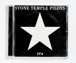 Stone Temple Pilots - No 4 - Classic Rock Music CD - $4.00