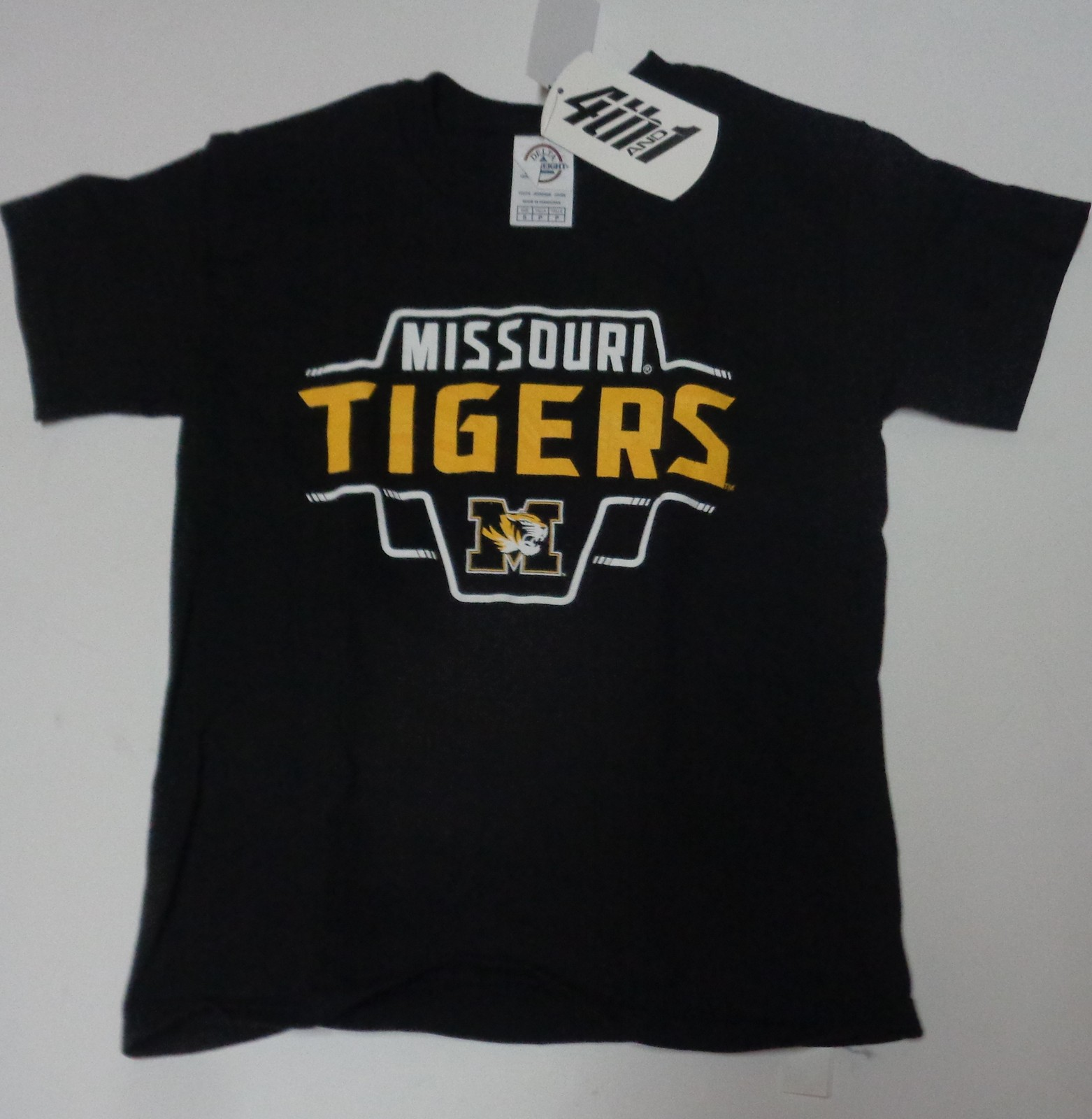 Missouri Tigers T-Shirt Kid's NWT Licensed Collegiate All Sizes University