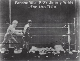 PANCHO VILLA KO's JIMMY WILDE 8X10 PHOTO BOXING PICTURE - $3.95