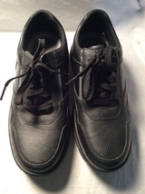 Lace 8M Shoes Up Black APM3551A Rockport Prowalker Sz Walking Casual Ezqvn1wO