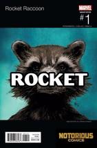 Rocket Raccoon #1 Hip Hop Variant Marvel Comics 1st Print - $11.88