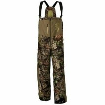 Browning Bib Overall BTU Pants Mobuc Extra Large XL Insulated Mossy Oak ... - $102.90