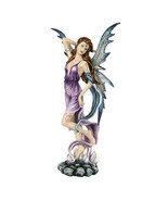 Pacific Giftware Fairyland Collection Fantasy Elemental Fairy -Wind, 12 ... - $37.61