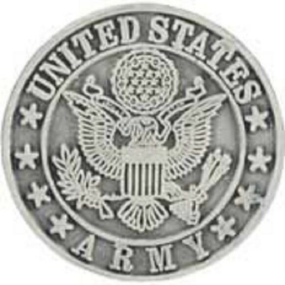 Primary image for United States Army Symbol Pewter Pin
