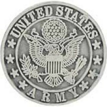 United States Army Symbol Pewter Pin  - $7.91