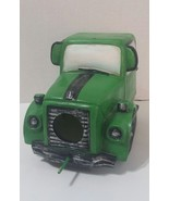 Semi Truck Cab Bird House Trucker Garden - $18.65