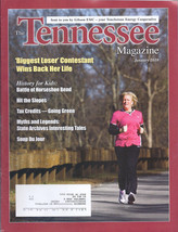the Tennessee Magazine January 2010 - $2.50